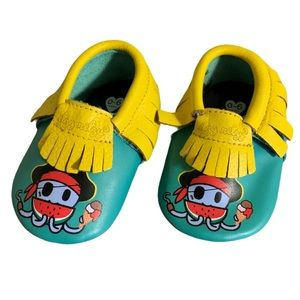 Tokidoki Itzy Ritzy Leather Shoes - Size 0 to 6M
